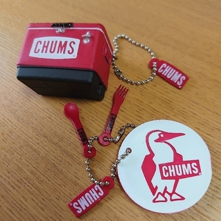 チャムス(CHUMS)の【CHUMS】《期間限定価格》ミニチュアマスコット4 クッキング 2種セット(キャラクターグッズ)