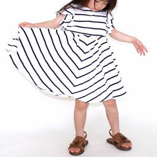 新品 キッズ 子供 女の子 ワンピース 夏 子供服(ワンピース)