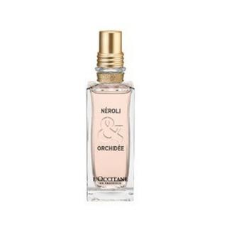 ロクシタン(L'OCCITANE)のオーキデ香水&ディオール日焼け止めサンプル(香水(女性用))