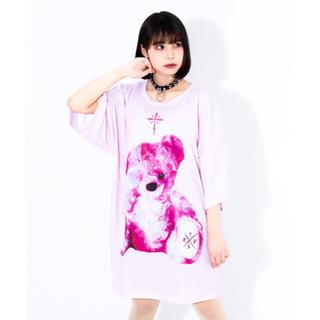 ミルクボーイ(MILKBOY)のTRAVAS TOKYO Bright furry bear BIG Tシャツ (Tシャツ/カットソー(半袖/袖なし))