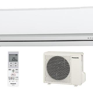 パナソニック(Panasonic)のパナソニック エアコン 6畳(エアコン)