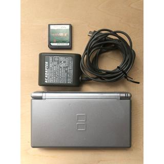 ニンテンドーDS(ニンテンドーDS)のニンテンドー DS Lite 麻雀ゲームソフト付き(携帯用ゲーム機本体)
