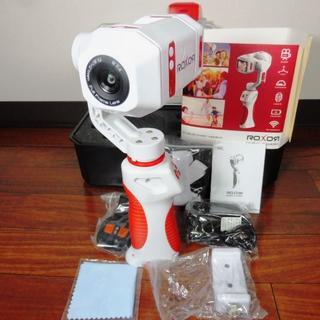 ソニー(SONY)の希少! ジンバル 4Kカメラ Filmpower ROXOR(ビデオカメラ)