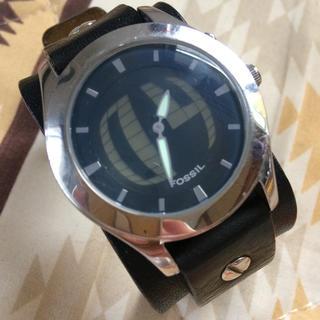 フォッシル(FOSSIL)のFossilデジアナBIGTIC腕時計ビンテージ電池交換済スマートウォッチ好きに(腕時計(デジタル))