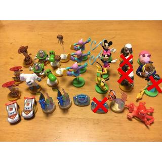 ディズニー(Disney)のディズニー チョコエッグフィギュア まとめ売り30個セット ピクサー(キャラクターグッズ)