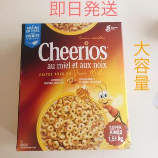 コストコ(コストコ)のコストコ シリアル ハニーナッツチェリオス Honey Nut Cheerios(その他)
