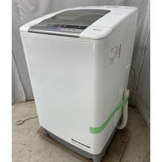 日立 - 日立 全自動洗濯機 10Kg エアージェット乾燥 BW-100SVE1