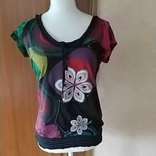 デシグアル(DESIGUAL)のデシグアル♡トップス(Tシャツ(半袖/袖なし))