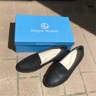 リーガル(REGAL)のRegal Walker リーガルウォーカーレディースシューズ22.5cm(スリッポン/モカシン)