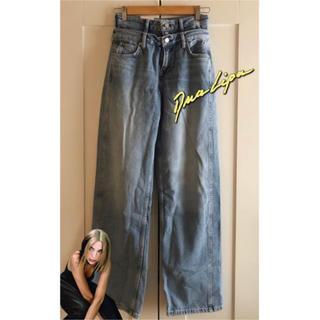 ペペジーンズ(Pepe Jeans)の【値下げしました】Dualipa × Pepe jeans ワイドデニム(デニム/ジーンズ)