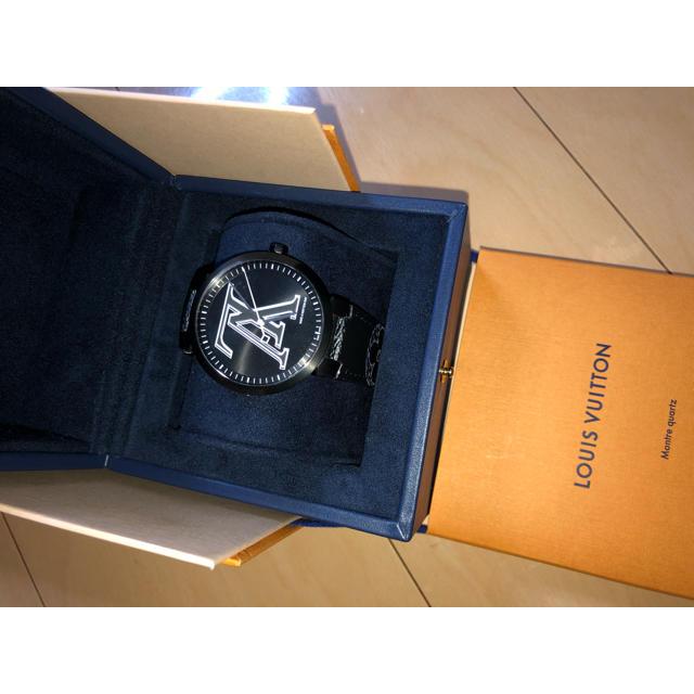 LOUIS VUITTON(ルイヴィトン)のルイヴィトン 腕時計 メンズの時計(腕時計(アナログ))の商品写真