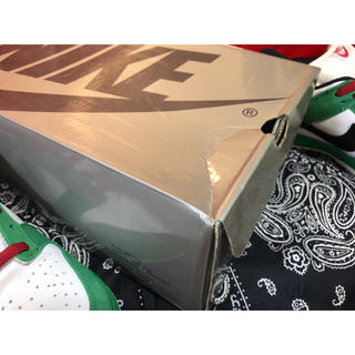 ナイキ(NIKE)のNike dunk low pro sb Heineken  ハイネケン(スニーカー)