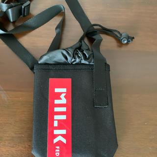 ミルクフェド(MILKFED.)のミルクフェド 保冷&保温機能付きペットボトルホルダー(日用品/生活雑貨)
