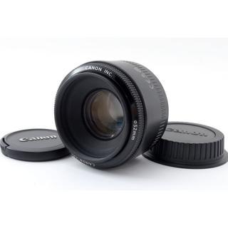Canon - 良好♪☆噂の神レンズです‼☆ CANON キャノン EF 50mm F1.8 Ⅱ