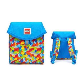 Lego - 限定値下げ レゴ リュックサック ブルー ブロック柄 レゴランド