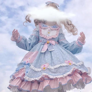 Angelic Pretty - マジックポップシュガー ワンピース フルセット