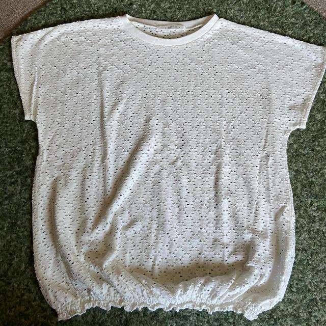 Techichi(テチチ)の未使用 アイレットジャガード地カットソー メンズのトップス(Tシャツ/カットソー(半袖/袖なし))の商品写真