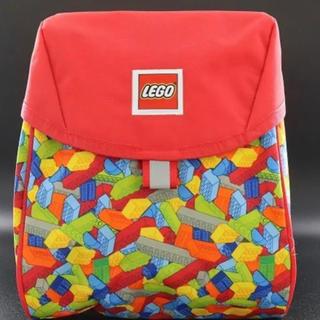 Lego - 限定値下げ レゴ リュックサック レッド ブロック柄 レゴランド
