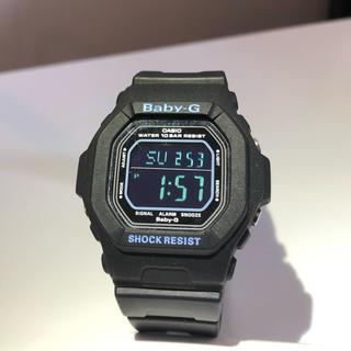 ベビージー(Baby-G)のカシオ ベビージー BABY-G BG5600 ブラック(腕時計(デジタル))