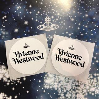 ヴィヴィアンウエストウッド(Vivienne Westwood)の新品 新品 未使用 Vivienne オフィシャル シール ステッカー(シール)
