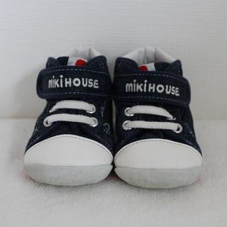 ミキハウス(mikihouse)のMIKI HOUSE(ミキハウス) ベビーシューズ 13cm(スニーカー)