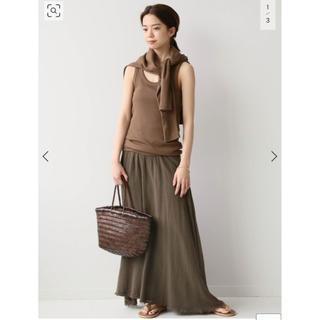 DEUXIEME CLASSE - ドゥーズィエムクラス マキシスカート