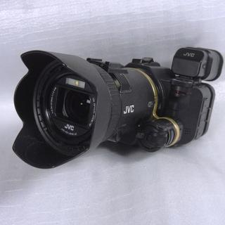 ビクター(Victor)の<ジャンク> JVCケンウッド GC-YJ40 (GC-P100の量販店モデル)(ビデオカメラ)