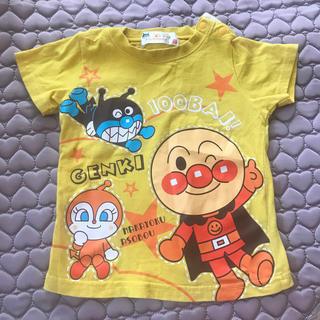 バンダイ(BANDAI)のアンパンマン Tシャツ 90センチ バンダイ(Tシャツ/カットソー)