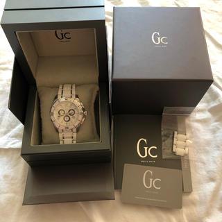 ゲス(GUESS)のGc SWISSMADE 腕時計(腕時計(アナログ))