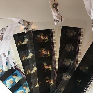 ジブリ(ジブリ)のハウルの動く城 フィルムブックマーカー 11枚(キャラクターグッズ)