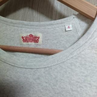 ハリウッドランチマーケット(HOLLYWOOD RANCH MARKET)のハリウッドランチマーケット size4(Tシャツ/カットソー(七分/長袖))
