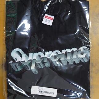 Supreme - supreme chrome logo T black Sサイズ 新品未開封
