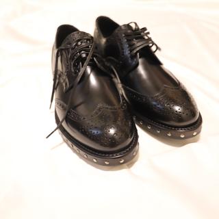 ドルチェアンドガッバーナ(DOLCE&GABBANA)のドルチェ&ガッバーナ 新品未使用 革靴(ローファー/革靴)