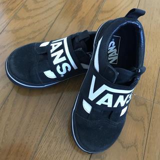 VANS - vans 18センチ