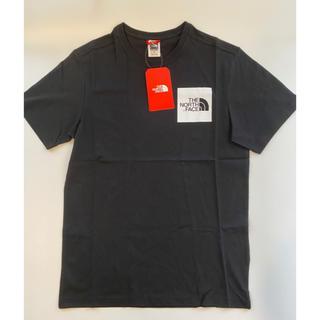 ザノースフェイス(THE NORTH FACE)の【Lサイズ】新品タグ付き ノースフェイス ファインTシャツ ブラック(Tシャツ/カットソー(半袖/袖なし))