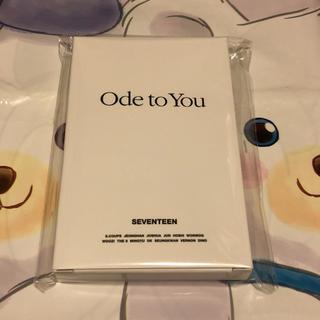 SEVENTEEN - 木 ポラロイド セット トレカ seventeen Ode to You セブチ
