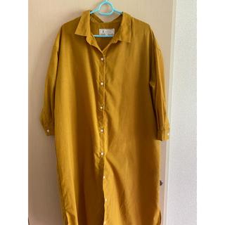 ロペピクニック(Rope' Picnic)のロングシャツ サイズ38 ROPEPICNIC(シャツ/ブラウス(長袖/七分))