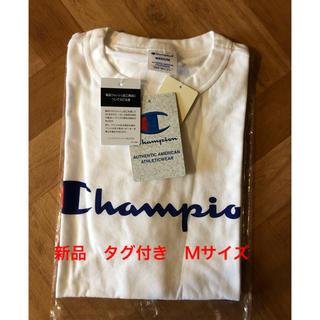 チャンピオン(Champion)の新品 ユニセックス チャンピオン 半袖Tシャツ champion 白T(ノート/メモ帳/ふせん)