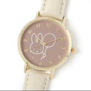スタディオクリップ(STUDIO CLIP)のスタディオクリップ ミッフィー  腕時計(腕時計)