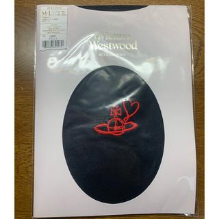 ヴィヴィアンウエストウッド(Vivienne Westwood)の【新品未使用】Vivienne Westwood タイツ ブラック(タイツ/ストッキング)