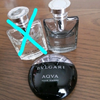 ブルガリ(BVLGARI)のブルガリ 香水セット(香水(男性用))