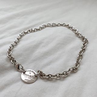 ティファニー(Tiffany & Co.)のTiffany & Co. ビンテージ ネックレス シルバー925(ネックレス)