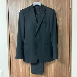 ビューティアンドユースユナイテッドアローズ(BEAUTY&YOUTH UNITED ARROWS)のBY ブラック スーツ セットアップ T/W B&Y UNITED ARROWS(セットアップ)