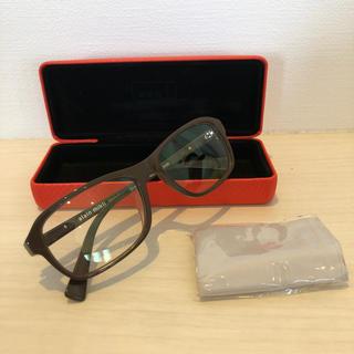 アランミクリ(alanmikli)のアランミクリ A03030D ブラウン 55□16 140(サングラス/メガネ)