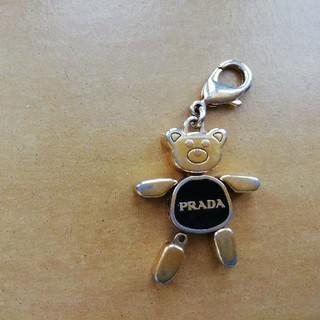 プラダ(PRADA)のPRADA  チャーム くま プラダ(チャーム)