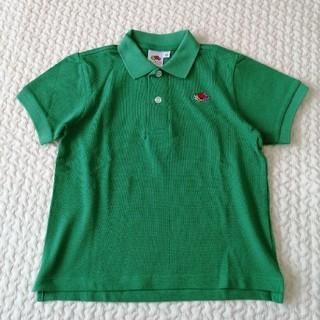 マーキーズ(MARKEY'S)のMARKEY'S×FRUIT OF THE LOOM ポロシャツ 110㎝(Tシャツ/カットソー)