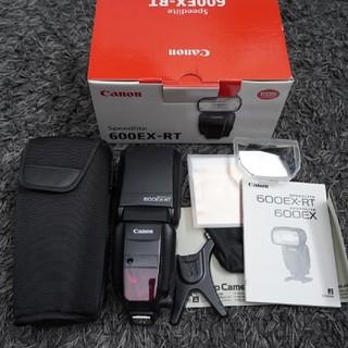 キヤノン(Canon)のCanon 600EX-RT 中古 B(ストロボ/照明)