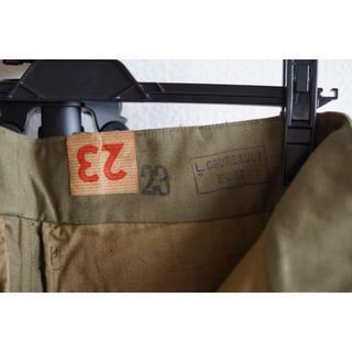 激レア 23サイズ M47 前期型 カーゴパンツ フランス軍 M52 M38