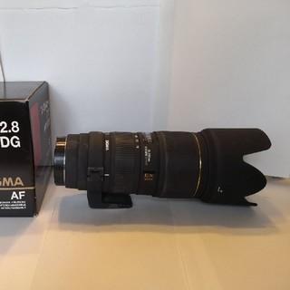 SIGMA - SIGMA 70-200mm F2.8 APO DG for CANON