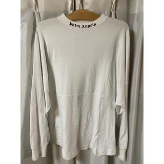 オフホワイト(OFF-WHITE)のpalm angles ロンT (Tシャツ/カットソー(七分/長袖))